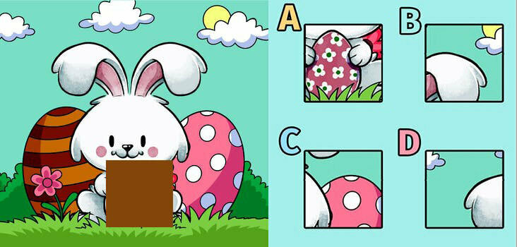 Easter Brainsteaser Quiz Answers